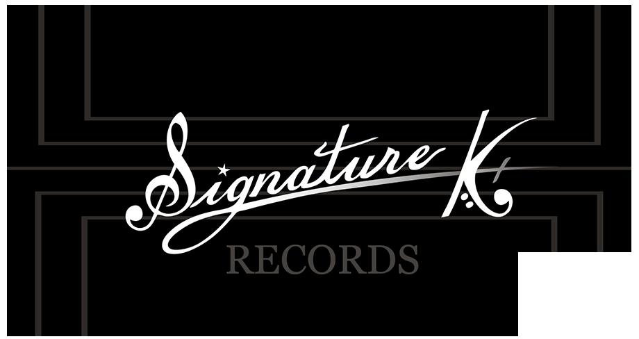 Signature K Records logo